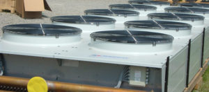 Tempco dry cooling