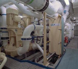 Tempco termoregolazione navi
