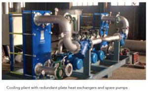 Tempco thermal machines redundancy